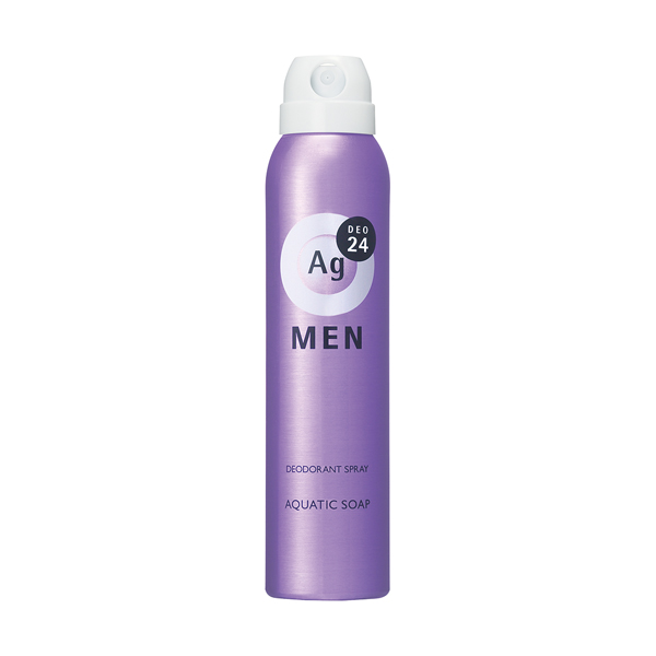 MEN´S DEODORANT SPRAY N AQUATIC SOAP